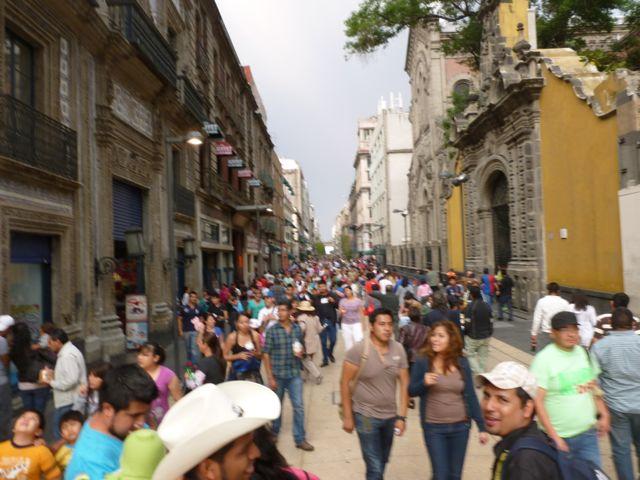 mexican promenade