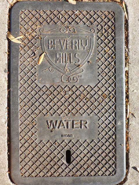 beverly hills water california