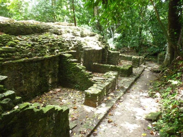 palenque mayan house