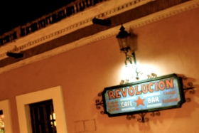 revolucion cafe bar