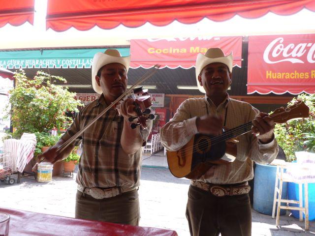 mexico city mariachis
