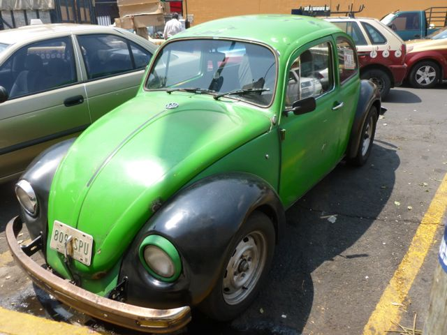 Mexico VW Beetle