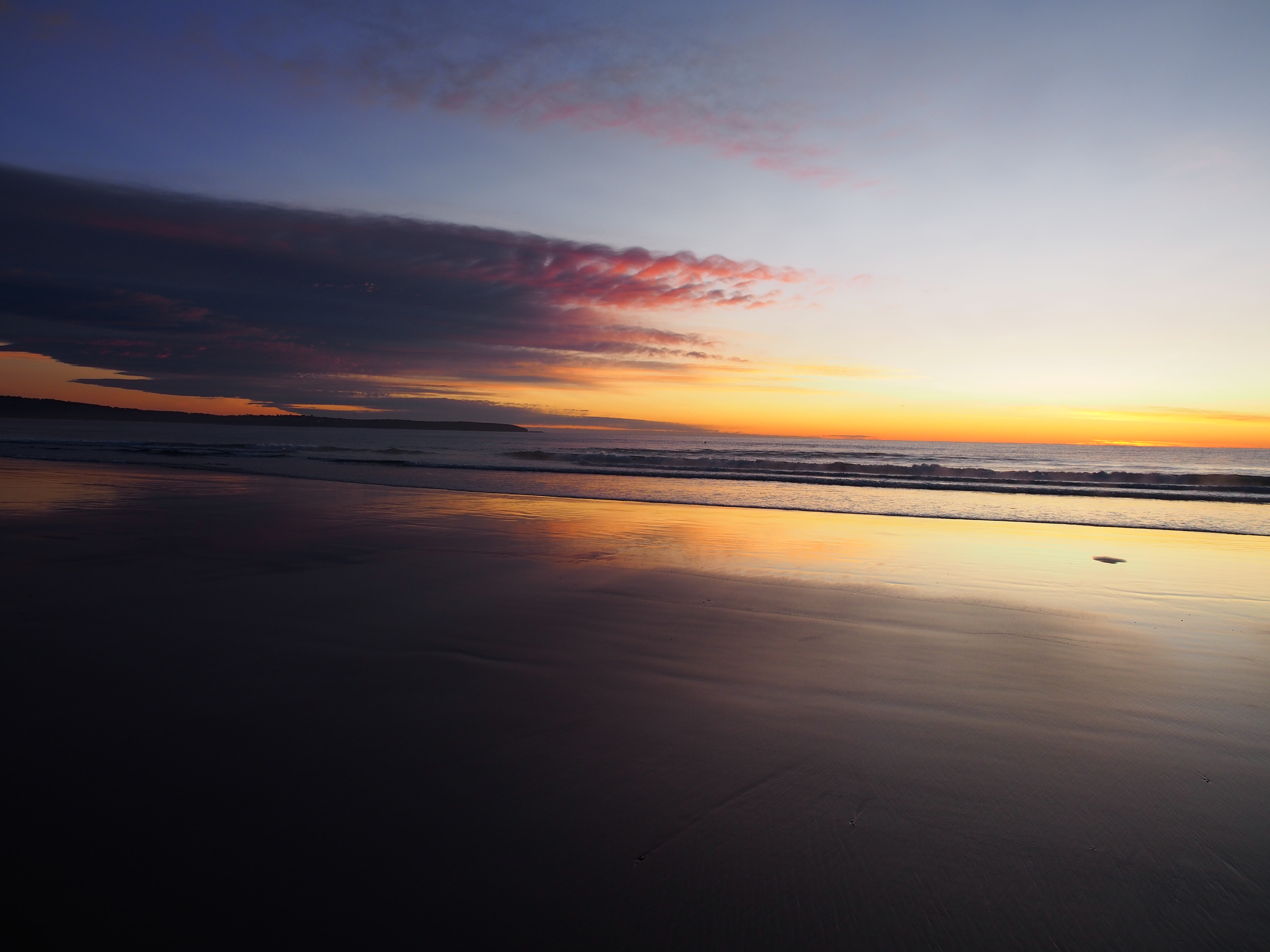 pambula beach dawn NSW