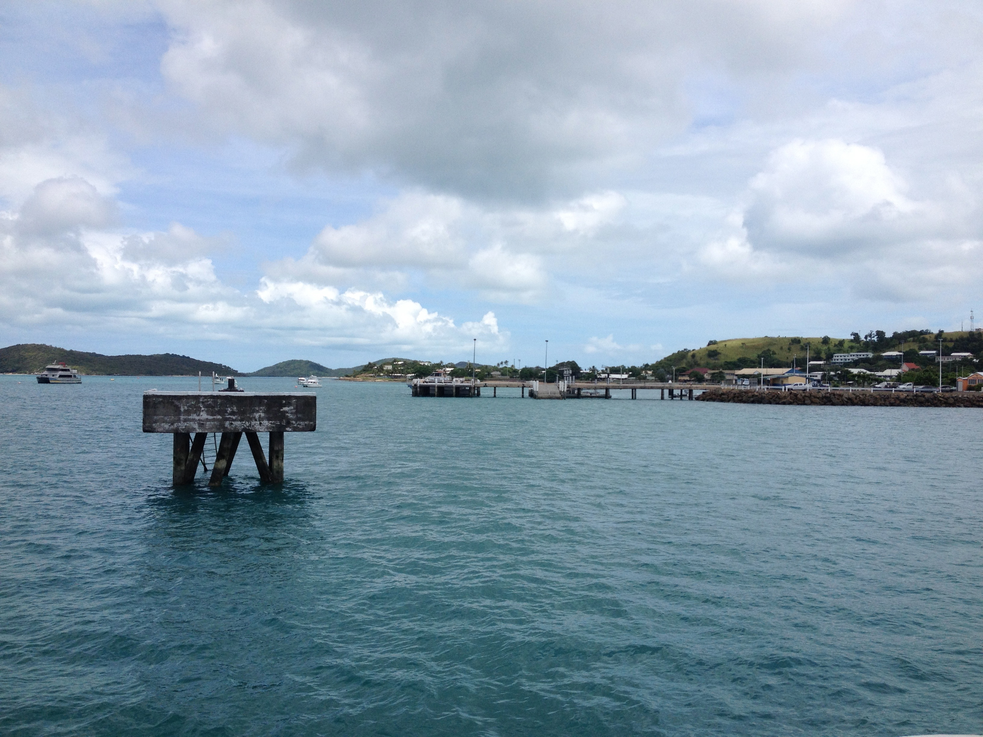 thursday island, torres strait