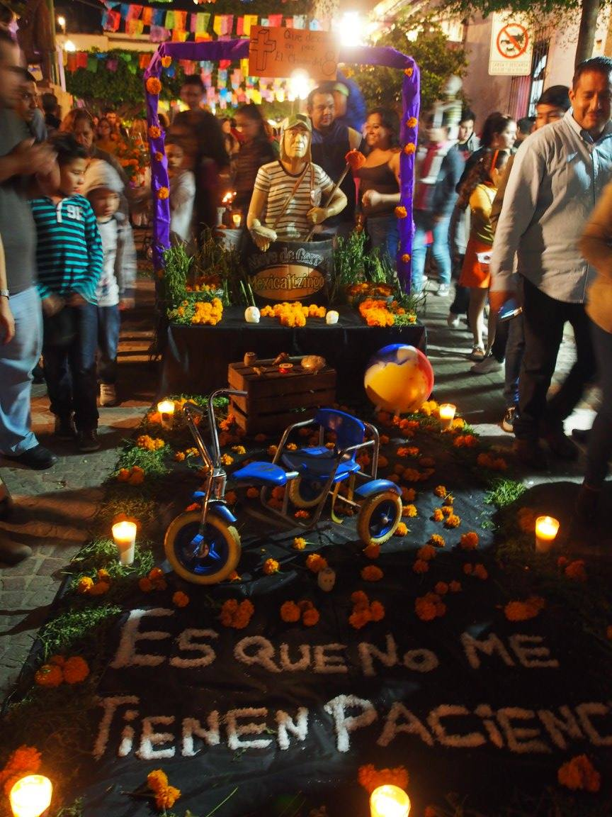 day of the dead tlaquepaque mexico