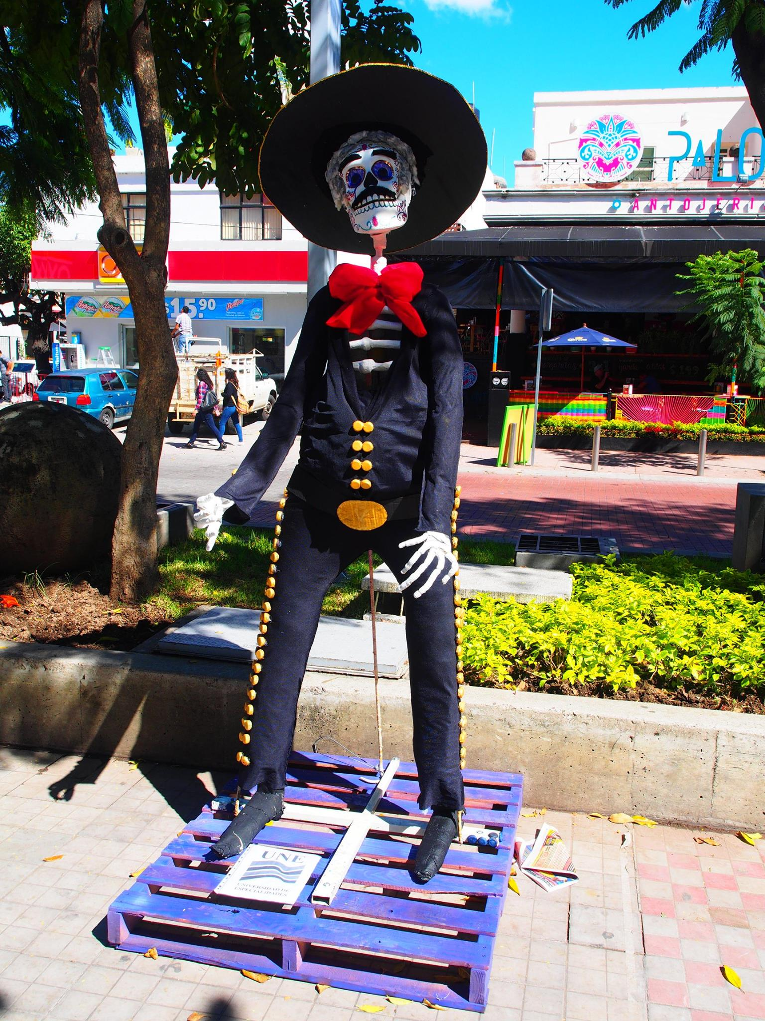 mariachi catrina
