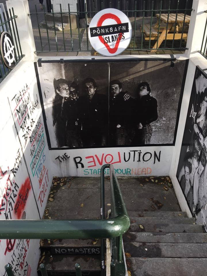 reykjavik punk museum