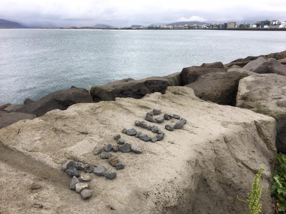 anus rock reykjavik iceland